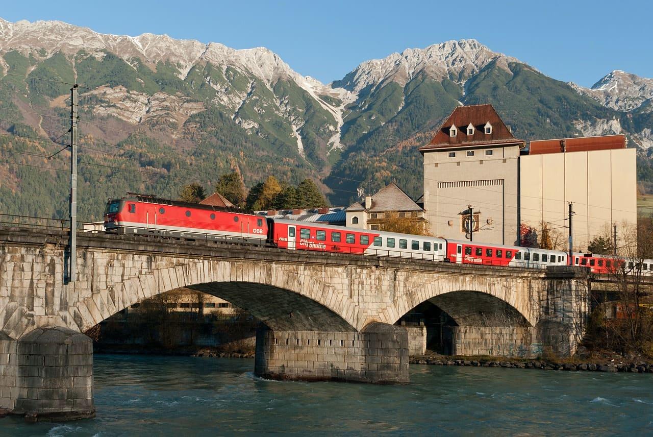 austria train