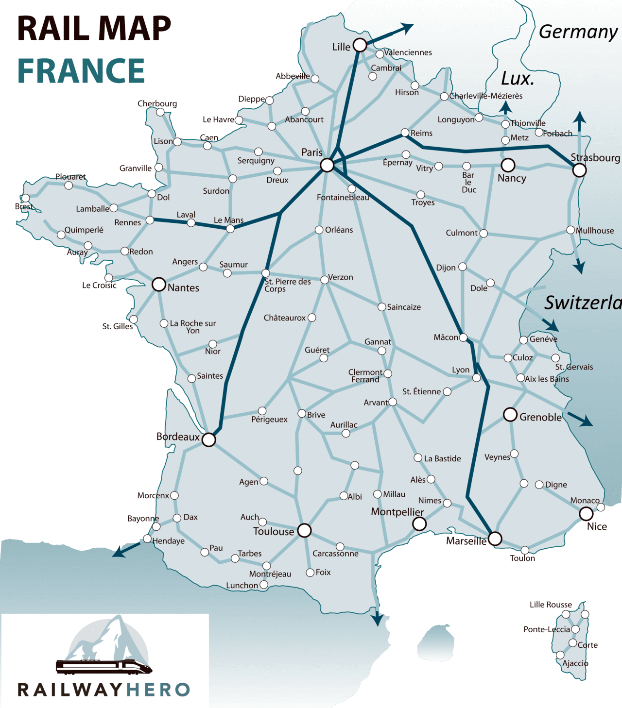 france rail map railwayhero