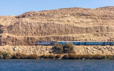 Egypt: Cruise The Nile By Rail