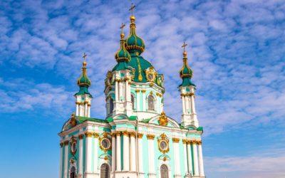 Ukraine Round Trip