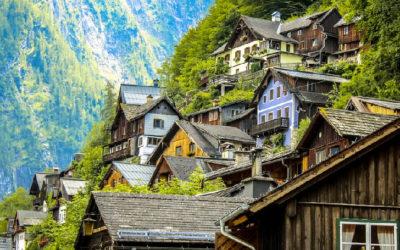 Train Tour Around Austria