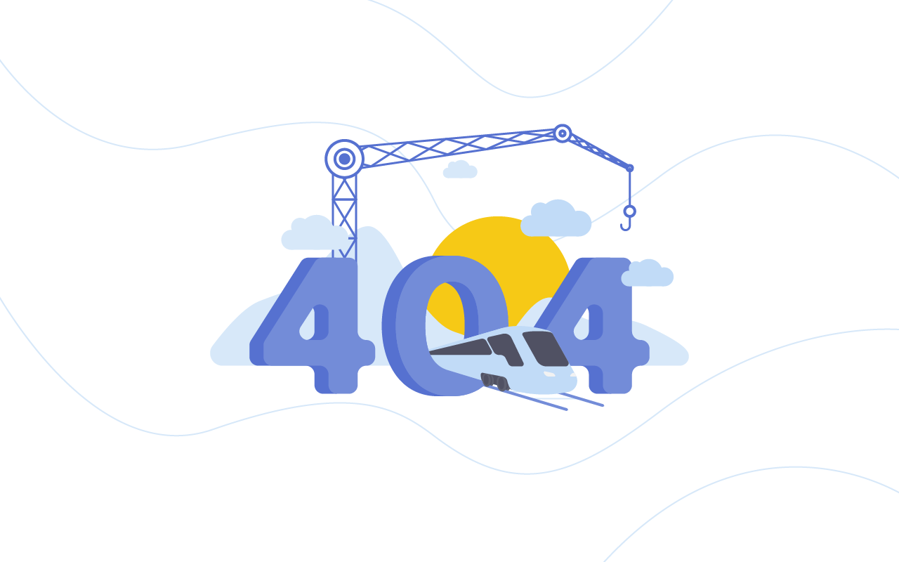 Railwayhero 404 page