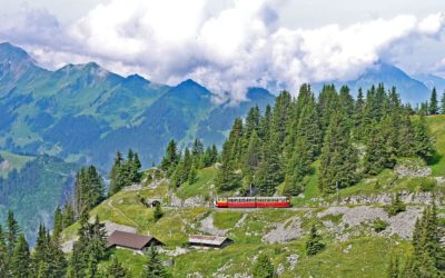Switzerland: Magnificent Cities, Mountains, and Lakes