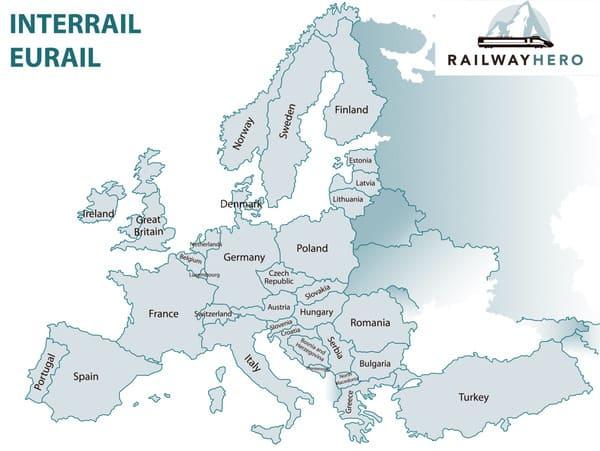 interrail-map